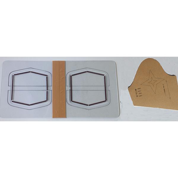 水冷服裝模板切割機-MC02-H