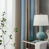居家窗簾材料種類的分類